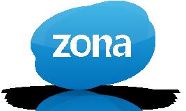 Zona логотип
