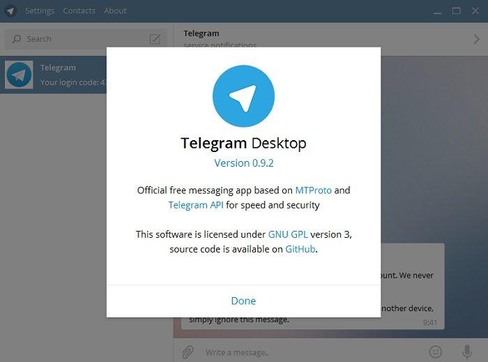 Скачать телеграмм на ноутбук